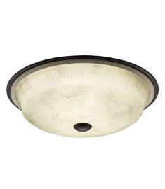 Viokef SIMONA mennyezeti lámpa, E27, 2x42W, bézs/barna 467100