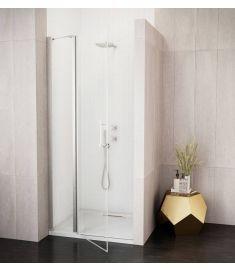 Wasserburg ESTRELLA zuhanyajtó, 90x185 cm, 5 mm-es biztonsági üveg, 25123-90