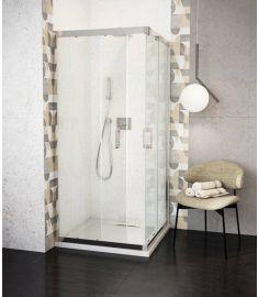 Wasserburg WB12 zuhanykabin, szögletes, 90x90x190 cm, 6 mm-es biztonsági üveg, 2512-90