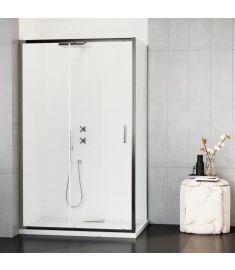 Wasserburg WB16-80 zuhanykabin, szögletes, 120x80x190 cm, 6 mm-es biztonsági üveg, 2516-80