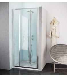 Wasserburg WB23 zuhanyajtó, 90x190 cm, 6 mm-es biztonsági üveg, 2523