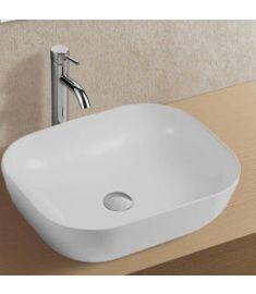 Wellis DAISY mosdótál, porcelán, fehér, 49x39.5x15 cm, 17020516-592