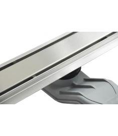 Wellis W-DRAIN FLAT 80 zuhanyfolyóka szett, burkolható/teli fedlappal, 80x7x9.5 cm, 17020516-637