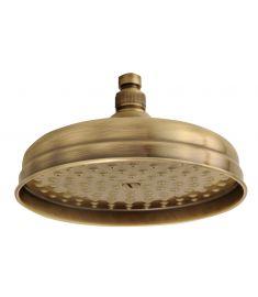 Reitano ANTEA fejzuhany, retro kerek 20 cm, réz, bronz SOF2006