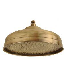 Reitano ANTEA fejzuhany, retro kerek 30 cm, réz, bronz SOF3006