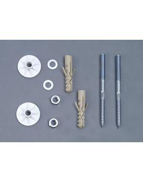 AQUALINE mosdó rögzitő csavar, 10x120, 40017