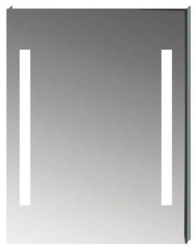 Jika CLEAR téglalap alakú tükör, LED világítással, 60×81 cm H4557251731441