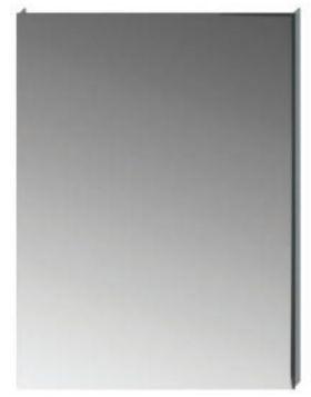 Jika CLEAR téglalap alakú tükör, világítás nélkül, 60×81 cm H4557211731441