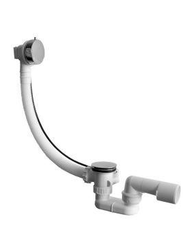 Jika MIO kád le- és túlfolyó szett, szifonnal 40/50 mm, hossza 550 mm H2948160040001