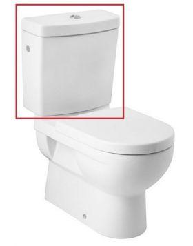Jika MIO WC tartály, alsó vízbekötéshez, DualFlush, belső szerelvénnyel H8277130002421