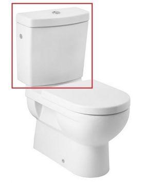 Jika MIO WC tartály, oldalsó vízbekötéshez, öblítő szerelvény nélküli H8277120000001