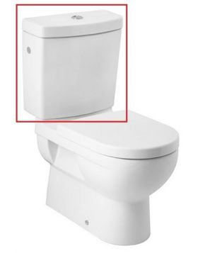 Jika MIO WC tartály, alsó bevezetés, belső szerelvénnyel, Jika perla fehér H8277131002421
