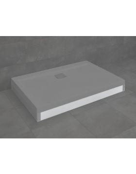 Radaway ARGOS D zuhanytálca előlap, fehér, 150 cm 001-510144004
