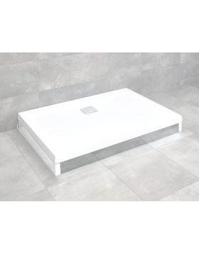Radaway ARGOS D zuhanytálca előlap, króm, 150 cm 001-510144001