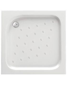 Deante STANDARD szögletes zuhanytálca, 80x80 cm KTC042B