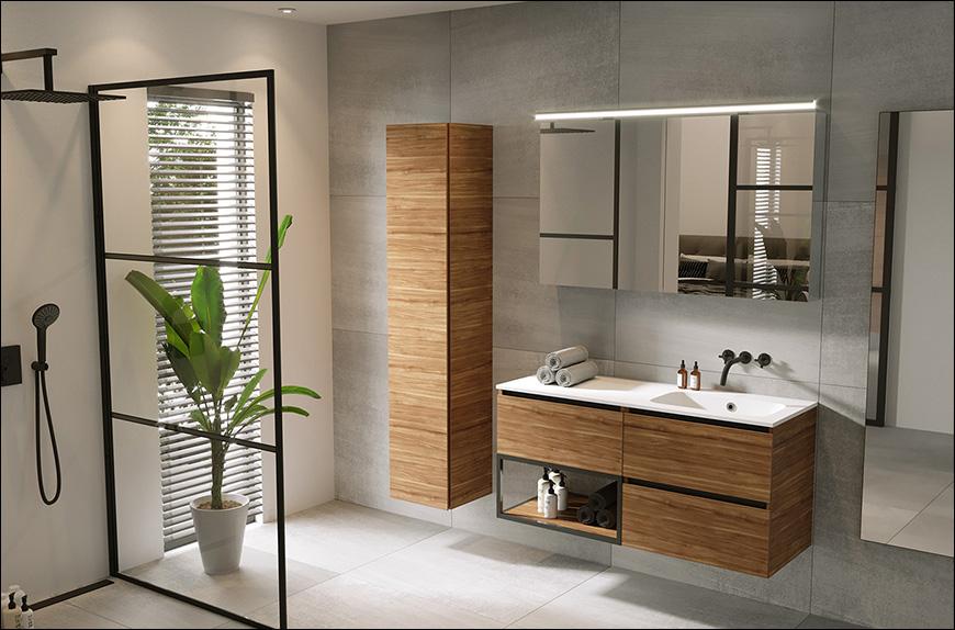 Egységben az erő – komplett fürdőszoba bútorok