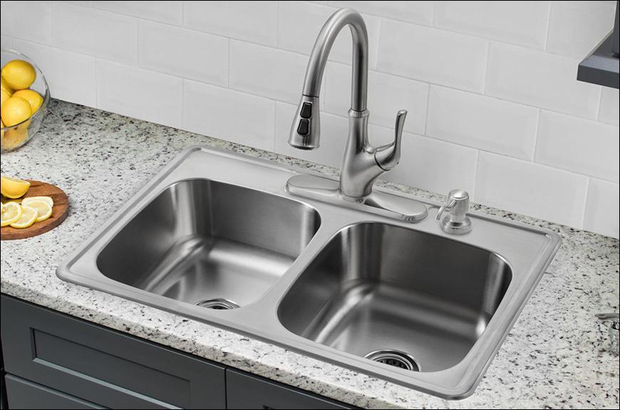 Mosogató, a konyha tisztaságának kulcsa