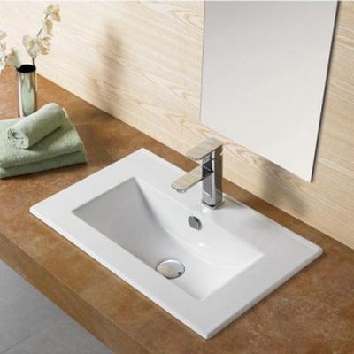 Beépíthető mosdó