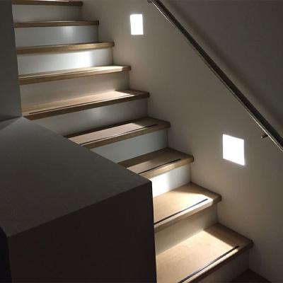 Lépcső világítás