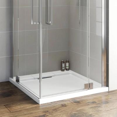 Szögletes zuhanytálca