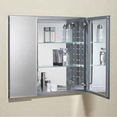 Tükrös fürdőszoba szekrény